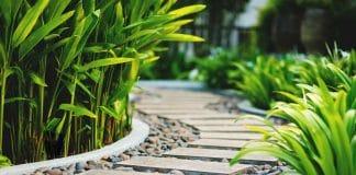 Comment aménager l'allée de jardin?