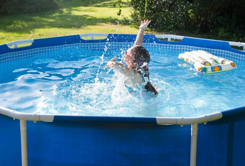 Quelle est la réglementation pour une piscine hors sol ?