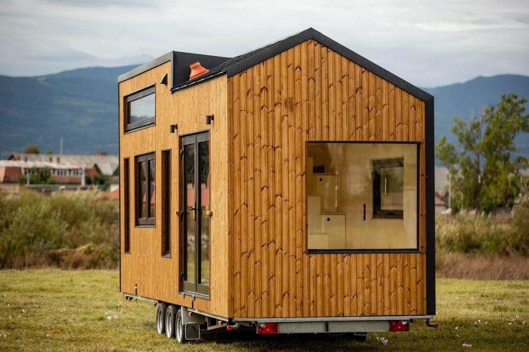 La tiny house : une maison rudimentaire