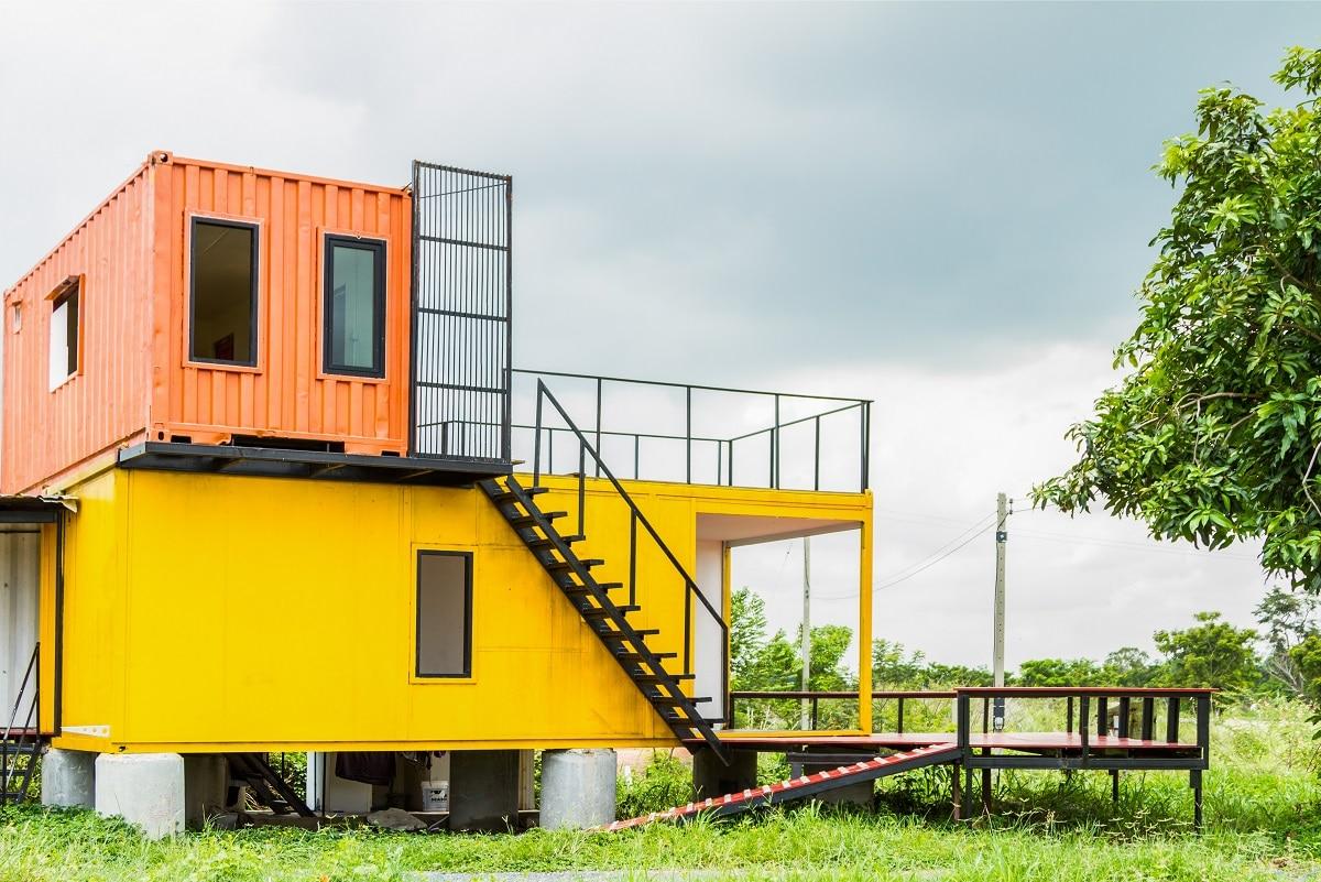 C'est quoi une maison container ?