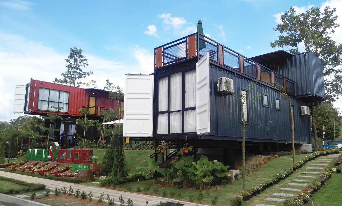 Comment faire le plan d'une maison container ?