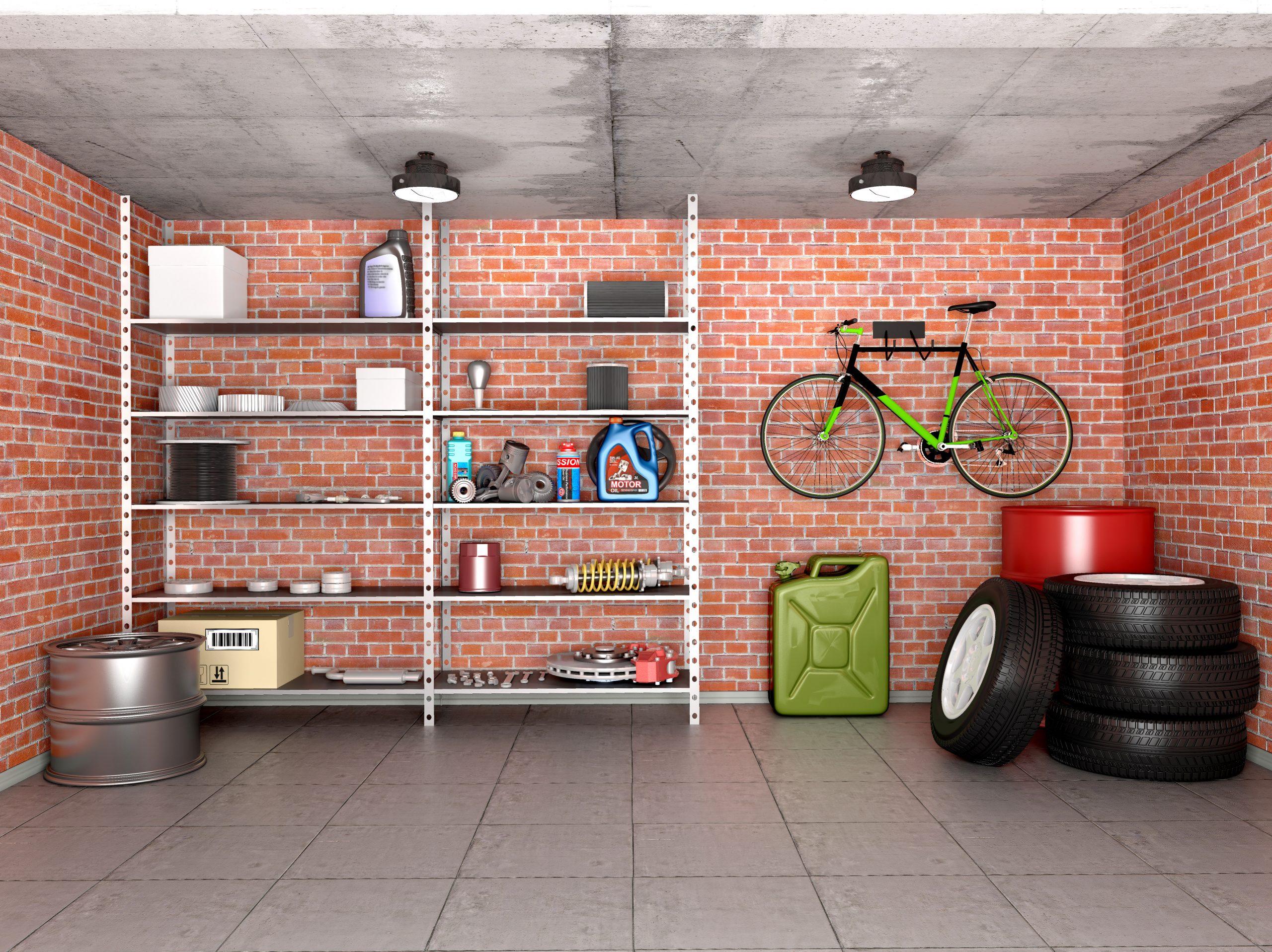 Comment bien aménager son garage?